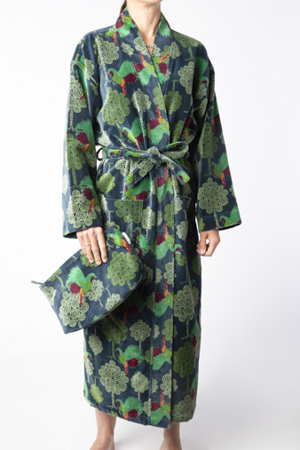 Dressing Gown from Les Touristes