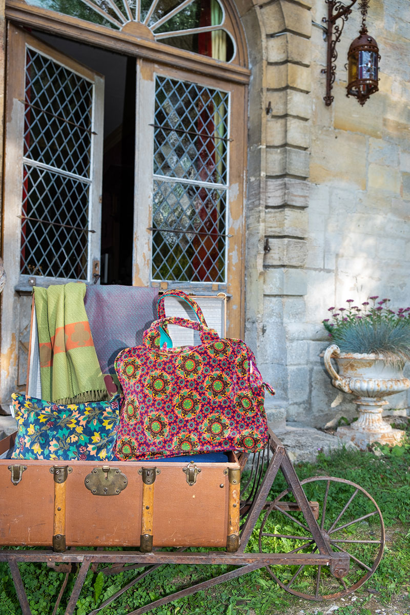 Textiles from Les Touristes